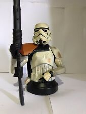 Gentle Giant Star Wars Sandtrooper Corporal (Orange Epaulette) Bust Statue