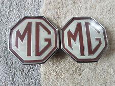Pair of MG ZR Badges Emblem ZS ZT
