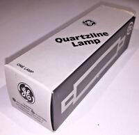 GE Quartzline P2/13 DXX bulb - 240v 800w, boxed & unused p/n 30350
