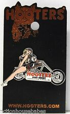 HOOTERS RESTAURANT MOTORCYCLE/BIKE/BIKER NIGHT PEMBROKE PINES, FL LAPEL PIN