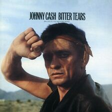 Bitter Tears-Ballads Of The Am - Johnny Cash (1994, CD NEUF)
