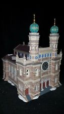 Dept 56 Christmas In The City Series Central Synagogue Limited Ed 56.59204