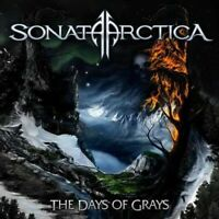 SONATA ARTICA The Days Of Gray 2009 CD STRATOVARIUS KAMELOT AVANTASIA
