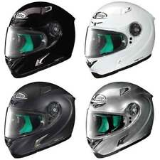 X-Lite Multi-Composite Plain Pinlock Ready Vehicle Helmets