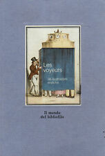 Les voyeurs. 36 illustrazioni erotiche - AA.VV. 1991 EdiCart - SC23