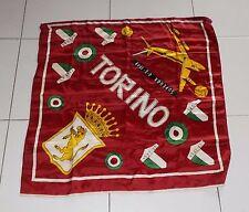 Bandiera TORINO CALCIO Superga 4-5-1949 con AEREO 1971 Flag Football Toro 68x65