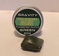 Tungsten Rig Putty Weed Green Putty 20g