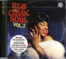 "R&B AND CLASSIC SOUL VOL 2  ""FROM THE CELLAR OF SOUL 1953-62 - 23 CLASSY TRACKS"""