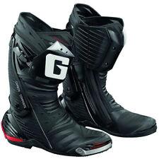 Gaerne GP1 Sport Motorcycle Track Boots Black Size 12 US / 47 EU & 100% Vegan