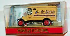 Matchbox Models Of Yesteryear Y-21 1926 Ford Model 'Tt' My Bread Baking Co.