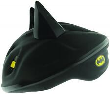 Batman Boy's 3d Bat Safety Helmet - Black 53-56 Cm