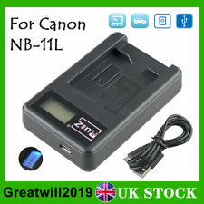 Battery Charger NB-11L For Canon IXUS 125 HS 170 172 PowerShot SX410 IS SX420 IS