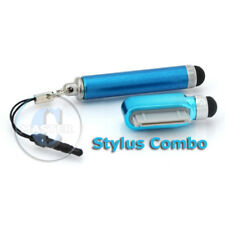 RETRACTABLE STYLUS 30pin PEN TOUCH SCREEN FOR IPHONE 3G 3GS 4 4S IPAD 3 2 1 BLUE