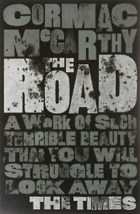 The Road, Carthy, Cormac Mc, New Book
