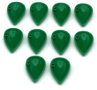 Lego 10 New Green Minifigure Headgear Hat Forestmen's Hat Robin hood Pieces