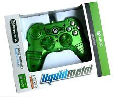 XBOX One Controller Cablato Mini Verde-Licenza Ufficiale-LIQUID METAL-NUOVO