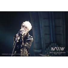 K-pop Kim Jae Joong - WWW : Erase Makeup (CD + DVD) (KJJ02R)