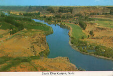 postcard USA  Idaho  Snake River Canyon   unposted