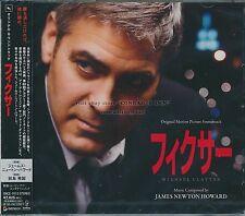 "James Newton Howard ""MICHAEL CLAYTON"" soundtrack Japan CD SEALED"