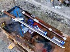 Chinese Kung Fu Sword Sharp 60HRC Folded Damascus Steel Wu Shu Jian Full Tang