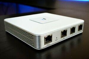 Unifi Security GatewayEnterprise Gateway Router with Gigabit Ethernet
