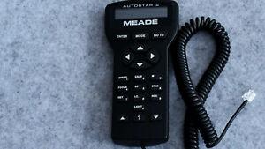 Meade Autostar Handsteuerbox 2 für LX 200