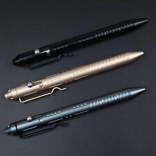 Survival Self Defense Tactical Military Pen Glass Breaker - Tungsten Steel Head