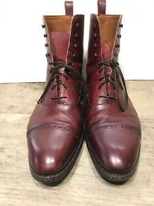 """Meermin 8 1/2"""" dress boots UK 12/US 13"""