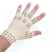 Magnetic Left Large Edema Arthritis Compression Gloves Carpal Hand Ache Pain