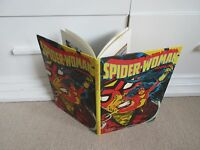 Spider-Woman Annual 1983 very good Condition- Unclipped and inscription free