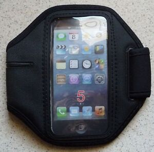 Armband Case For iPhone 5 5S Case Sport Running Gym Arm Band Cover Case