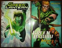 Green Lantern No Fear 2003 Green Arrow Archer's Quest 2006 DC TPB Lot