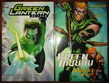 Green Lantern No Fear 2003 Green Arrow Archer's Quest 2006 DC TPB Lot