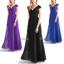 Regular Size Formal Solid Dresses for Women