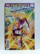 Quicksilver No Surrender #1 regular cover (Marvel Comics 2018)