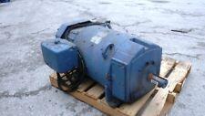 75 HP General Electric DC Electric Motor 1800 RPM Fr 409AT TEFCBB 500 V EOK