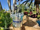 Binks 83C-210 Paint Tank 2.8 Gal. Zinc Plated Steel Pressure Pot