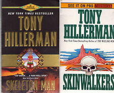 Complete Set Series - Lot of 20 Leaphorn and Chee Books by Tony Hillerman