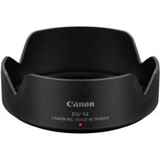 Canon EW-54 Lens hood for EF-M 18-55mm f3.5-5.6 IS STM Lens Genuine
