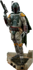 "STAR WARS: Return of the Jedi - Boba Fett 20.75"" Statue (Sideshow Collectibles)"