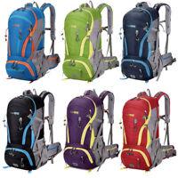45L Waterproof Outdoor Sports Hiking Backpack Camping Travel Rucksack Daypacks