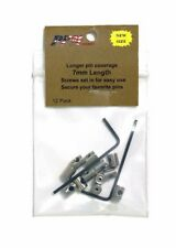 12-Pieces-Pin-Keepers-Pin-backs-Pin-Locks-Locking-Pin-Backs-w-Allen-Wrench 7mm