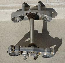 03 YZ450F Yamaha OEM Complete Tripple Clamp Steering Stem 5UP-23340-L0-00