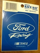 FORD Racing Window Decal Sticker