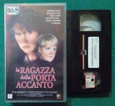 VHS FILM Ita Thriller LA RAGAZZA DELLA PORTA ACCANTO t.gold ex nolo no dvd(VH79)