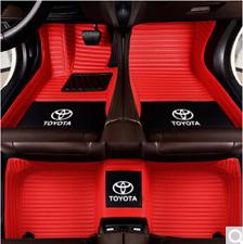 For Toyota Corolla 2005 2020 Luxury Custom Car Floor Mats Fits 2012 Toyota Corolla