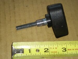 Body By Jake Bun And Thigh Rocker Triangular Knob Locking adjuster screw Pin