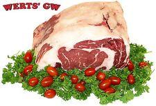 Two 5 lb. Angus Prime Rib Roasts-Corn Fed Angus-Nebraska Processed-USDA Choice