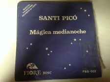 "SANTI PICO - MAGICA MEDIANOCHE 7"" SINGLE SPAIN FUSION"