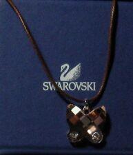 SWAROVSKI SILVER CRYSTAL JEWELRY MINI B/FLY PENDANT MINT IN BOX 658906